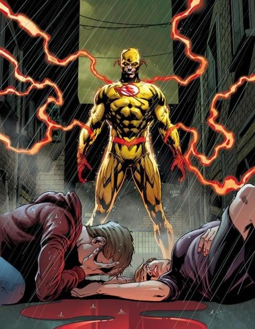 DC's Reverse-Flash (Eobard Thawne)