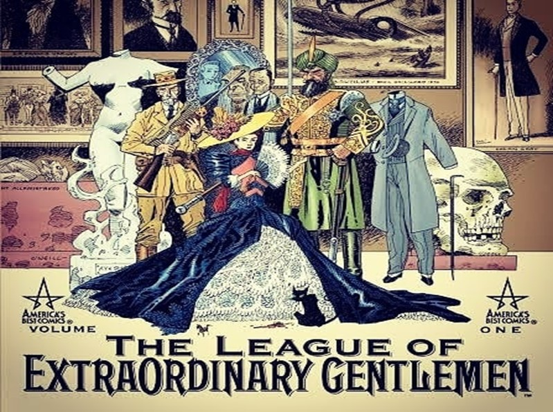 Top Shelf Production's The League of Extraordinary Gentlemen