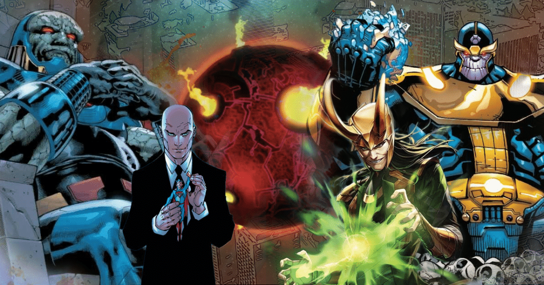 The 10 Greatest Comic Book Villains of All Time