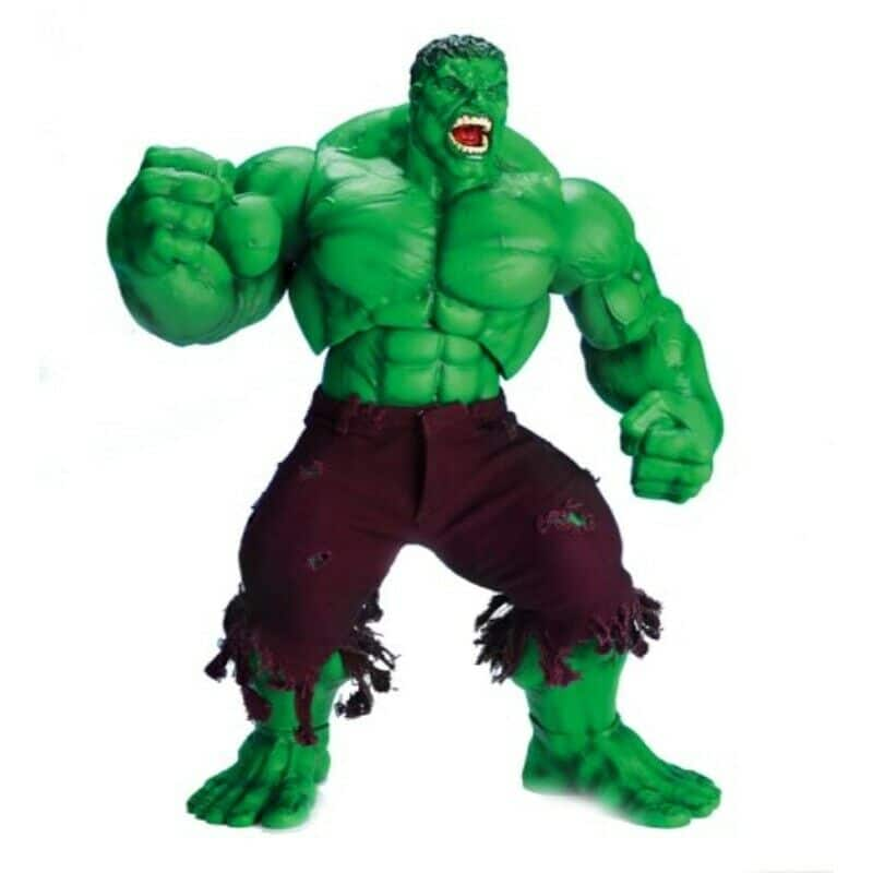 Toy Biz's Hulk – Motion Picture the Incredible Hulk (2003)