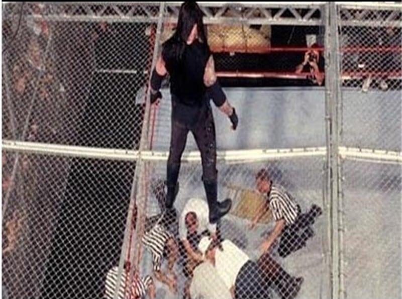 Undertaker vs. Mankind