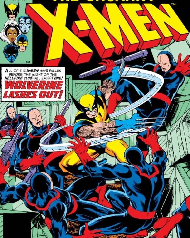 Marvel's X-Men