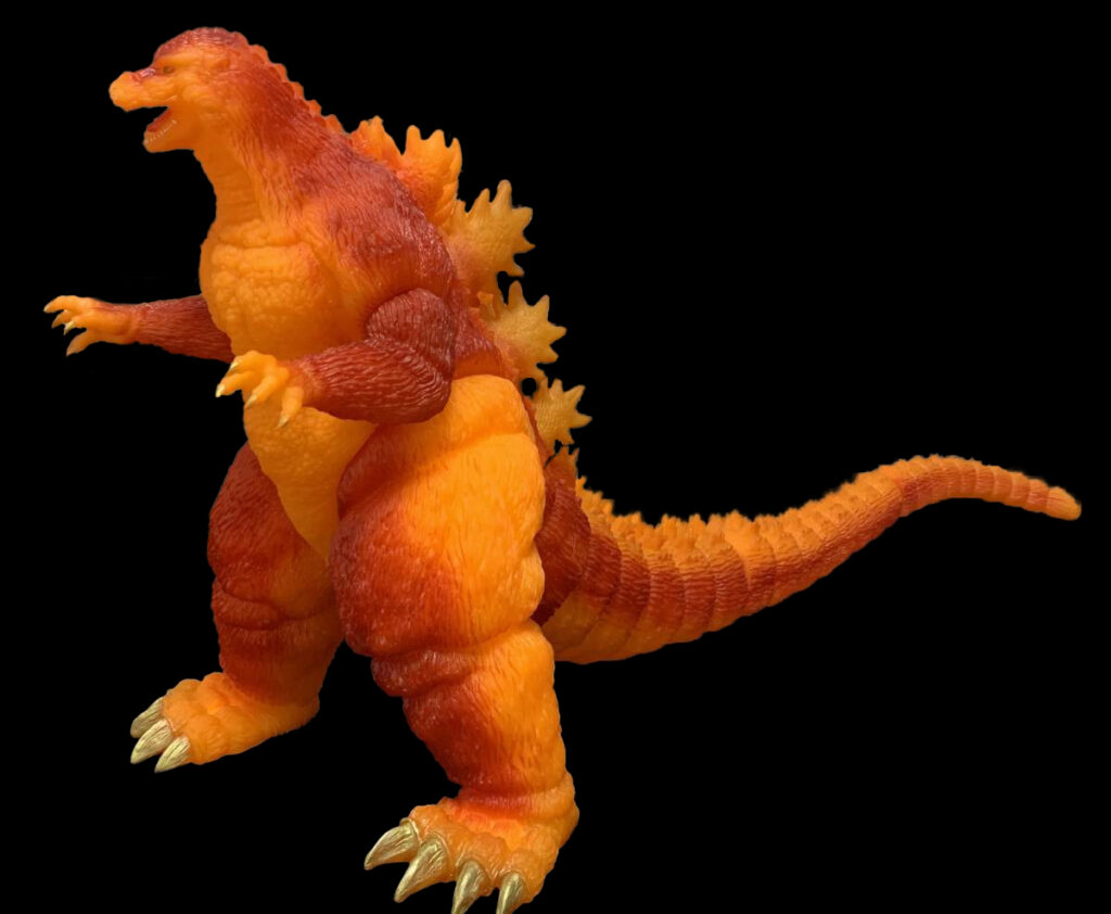 Bandai's Godzilla vs. Destroyah Super Final Premium Godzilla (1995)