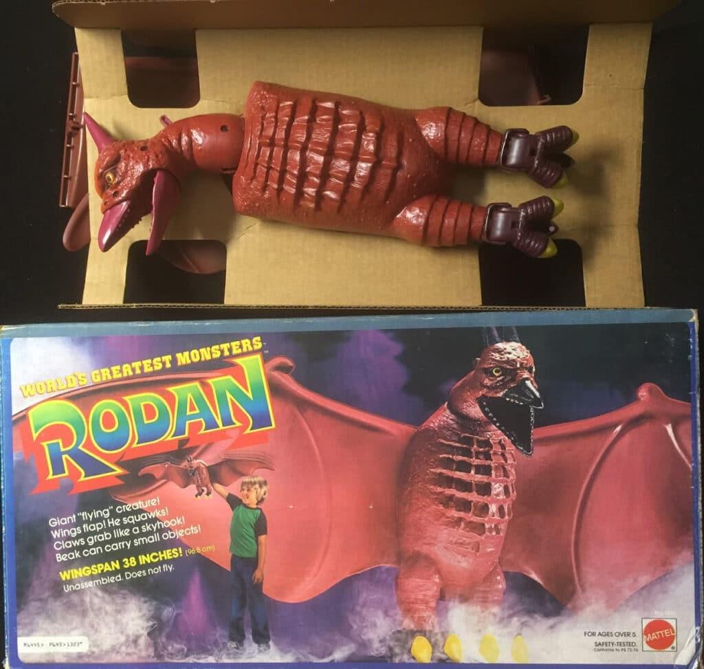Mattel's World's Greatest Monsters: Rodan (1980)