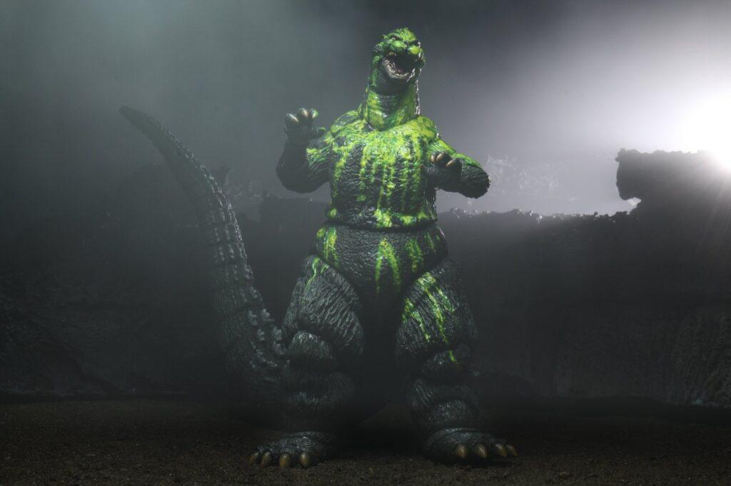 NECA's Godzilla vs. Biollante 1989 (Bile Attack) (2020)