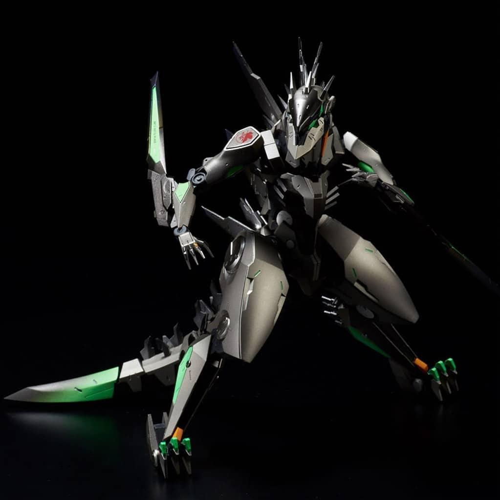 Sentinel's Riobot NERV Anti-G Weapon Shiryu Prototype Unit 01 (Evangelion vs. Godzilla) (2017)
