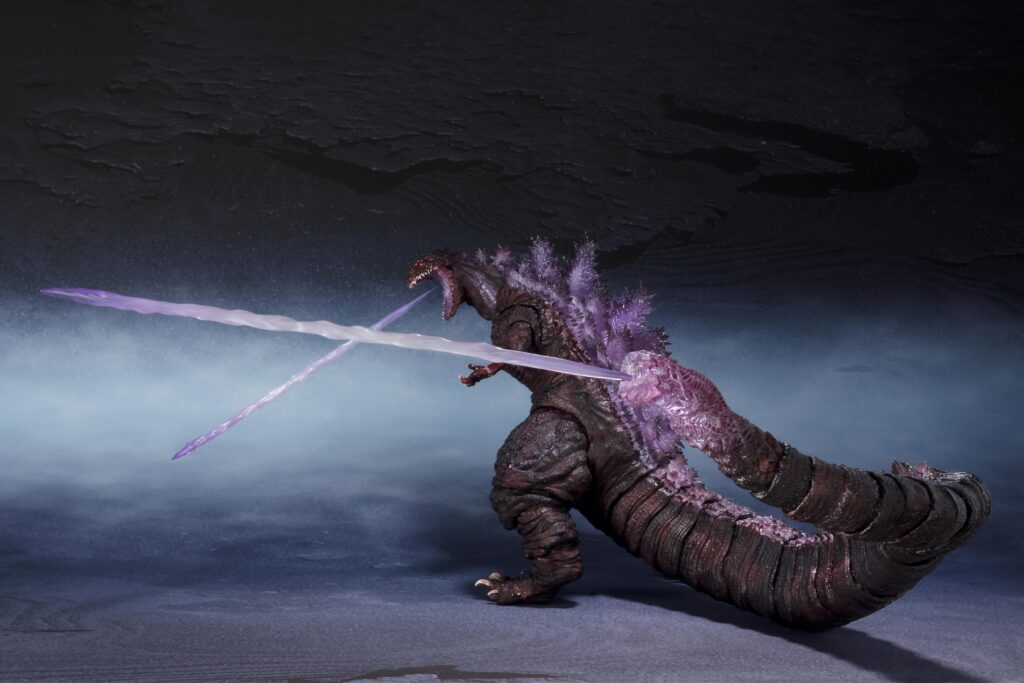 Bandai's S.H. MonsterArts: Godzilla (2016) Awakening Version (2017)