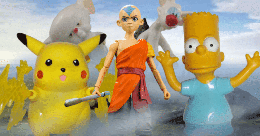 The Top 10 Toys Based on Cartoons