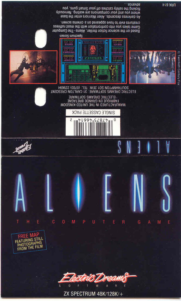 ALIENS The Computer Game