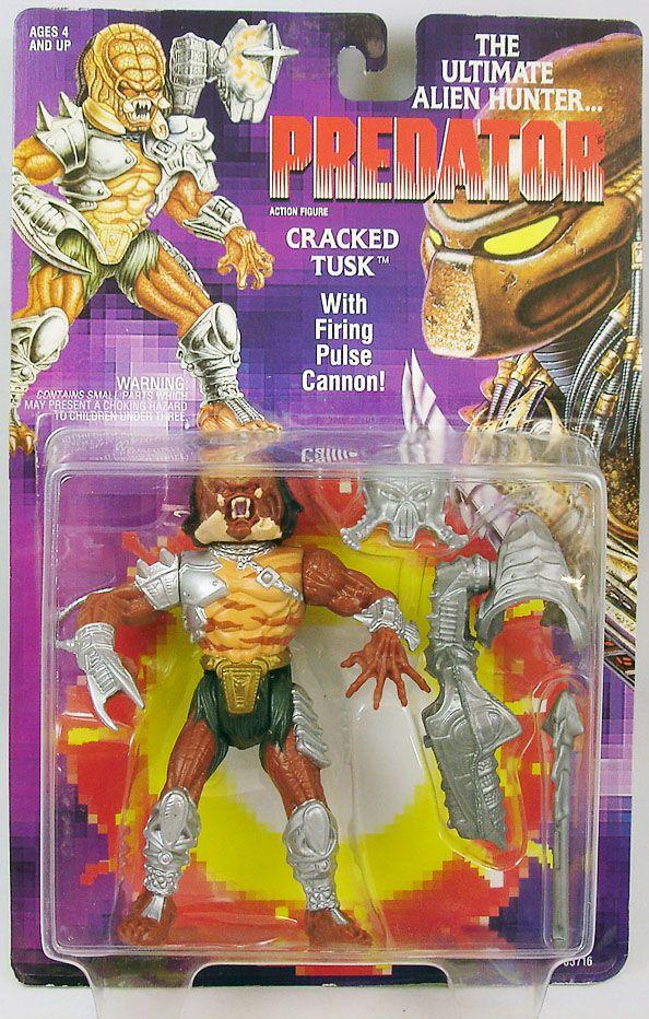 Kenner's Cracked Tusk Predator