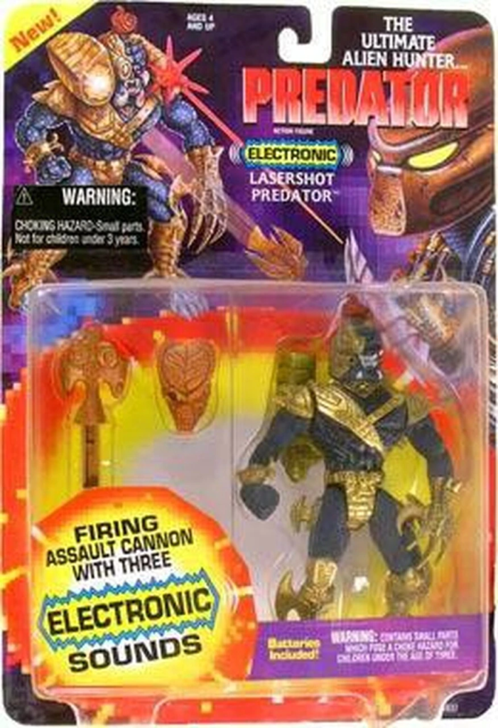Kenner's Lasershot Predator