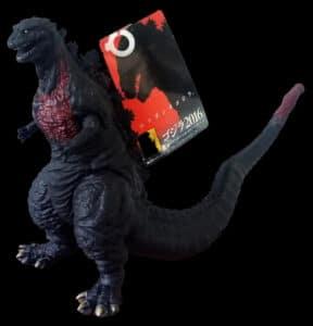Bandai Shin Godzilla mint with tag