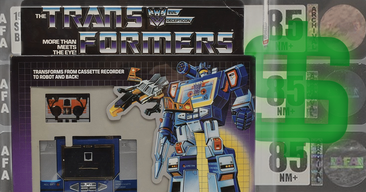 How to sell your AFA-Graded Toys: Why You Should Not Do It Alone!