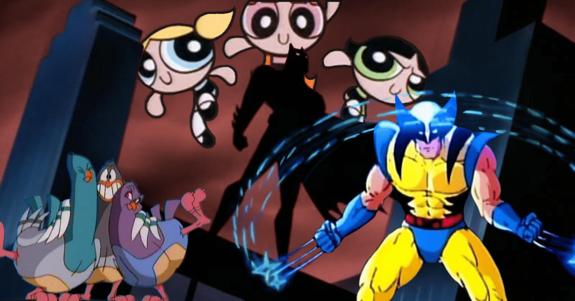 The Top 10 Cartoons of the 1990s