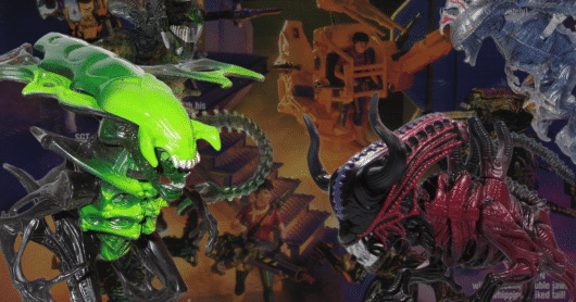The Top Ten Kenner ALIENS Toys: A Beloved Vintage Toy Line
