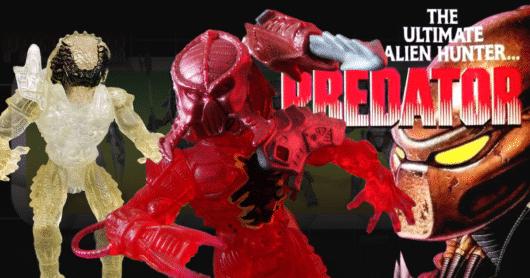 The Top Ten Kenner Predator Toys