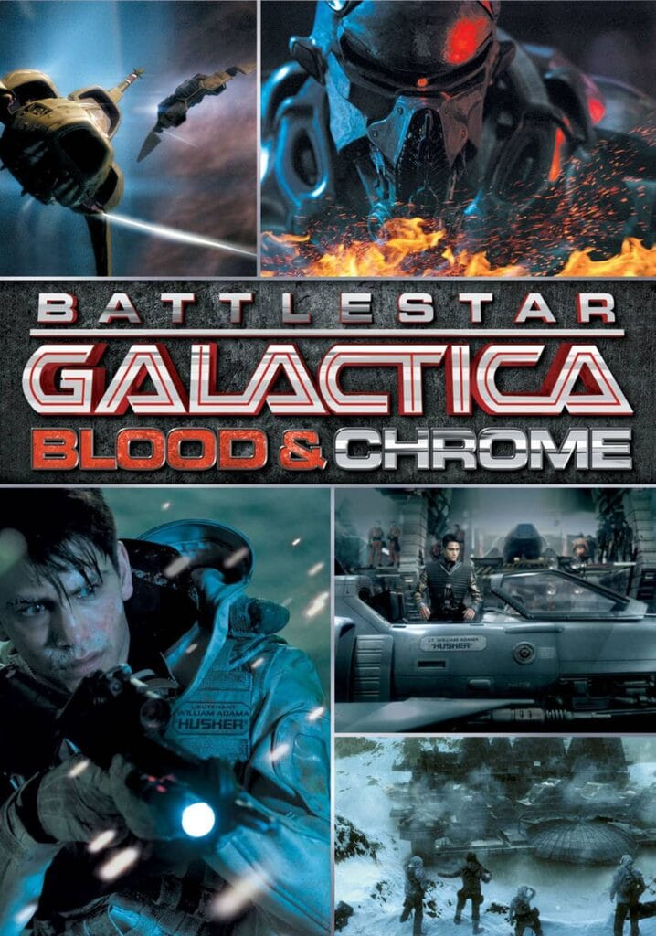 Battlestar Galactica: Blood and Chrome (2012)