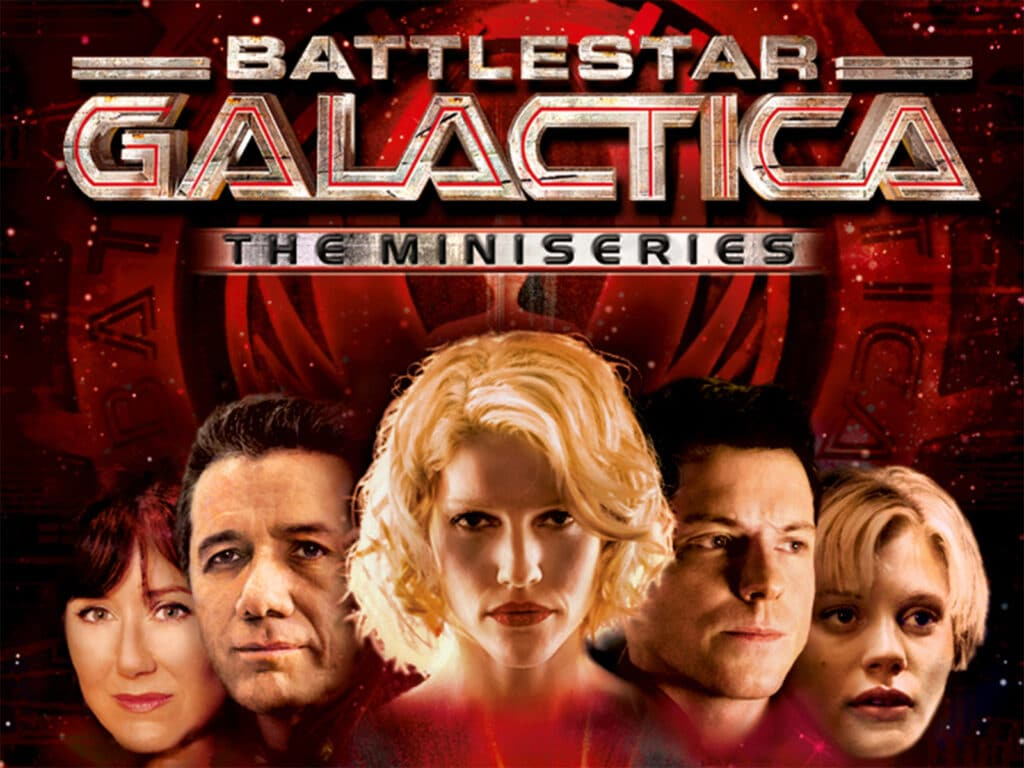 Battlestar Galactica: The Miniseries (2003)