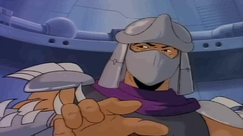 Oroku Saki / Shredder