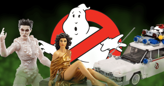 The Top 10 Ghostbusters Toys Based on the 1984 Movie