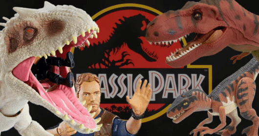 The Top 10 Jurassic Park Toys of All Time