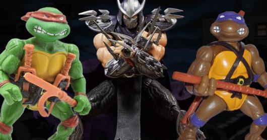 The Top 10 Teenage Mutant Ninja Turtles Toys of the 1987 Cartoon