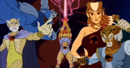 The Top 10 Characters from the ThunderCats