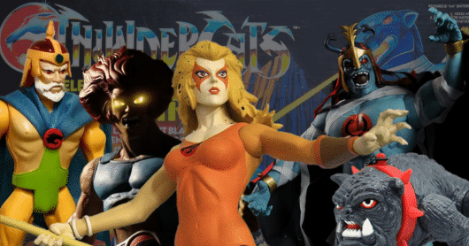 The Top 10 ThunderCats Toys and Action Figures