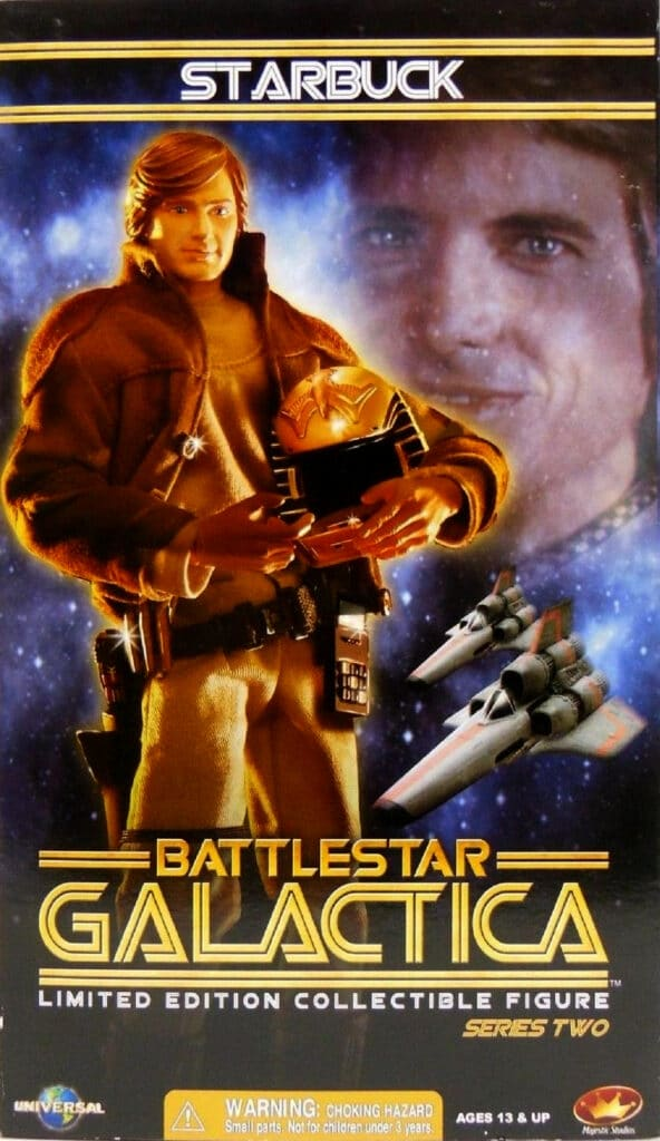 Majestic Studios' Lieutenant Starbuck (2005)