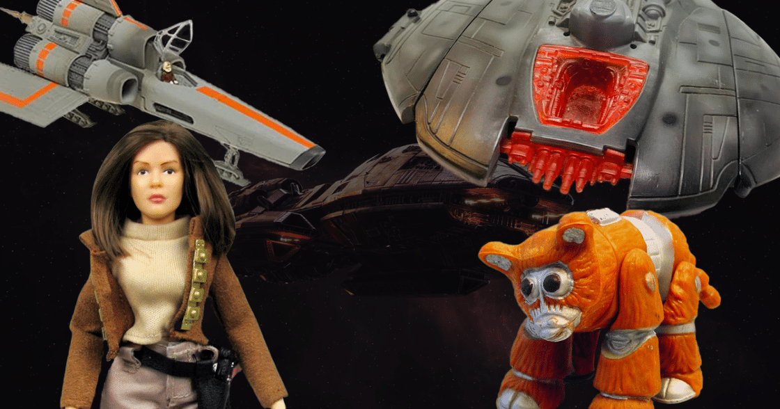 The Top Ten Battlestar Galactica Toys