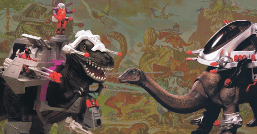 The Top Ten Dino-Riders Toys from Tyco