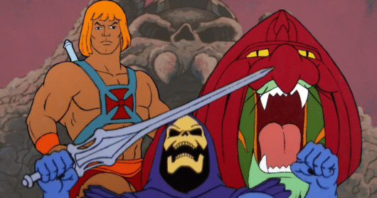 The Top Ten Characters from He-Man and the Masters of the Universe