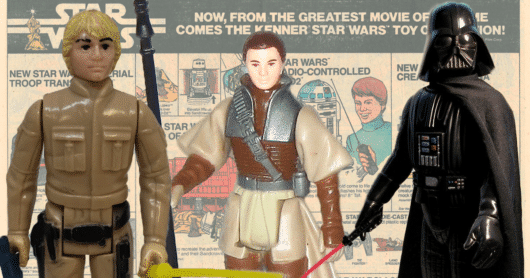 The Top 10 Kenner Star Wars Toys