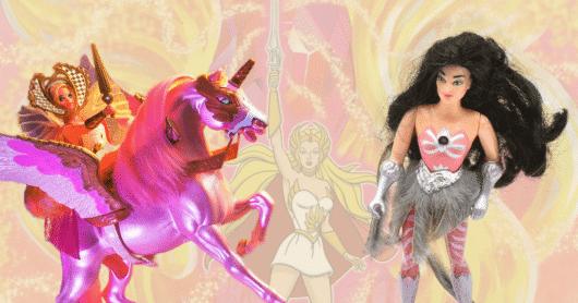 The Top Ten She-Ra: Princess of Power Toys