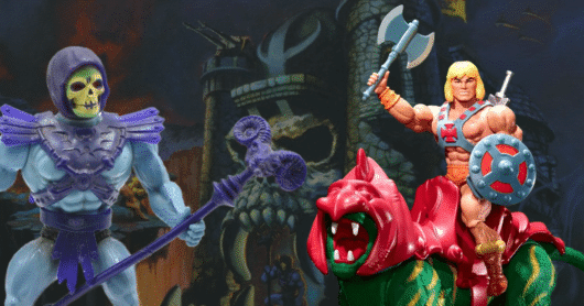 The Top Ten He-Man and the Masters of the Universe Toys
