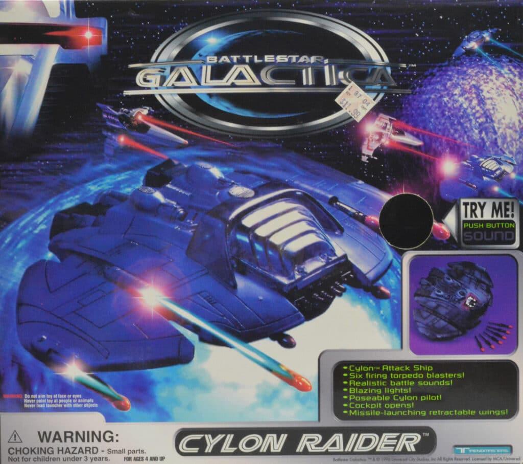 Trendmasters' Cylon Raider (1996)