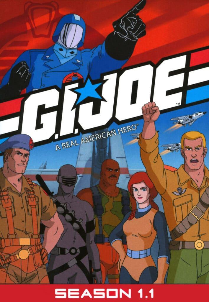 G.I. Joe A Real American Hero Season 1
