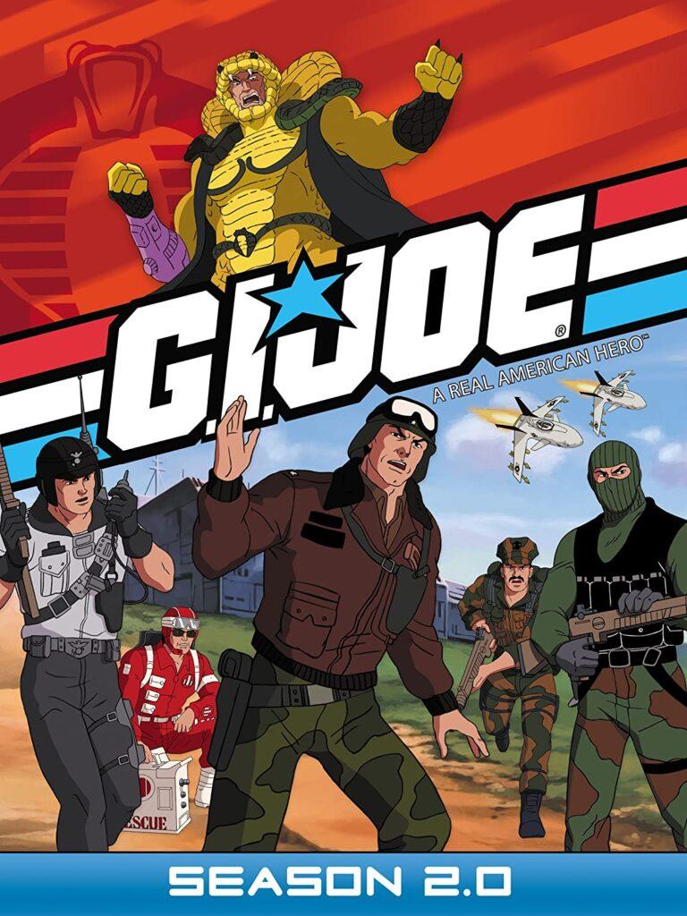 G.I. Joe A Real American Hero Season 2