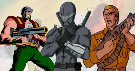 Retrospective on the G.I. Joe Cartoons