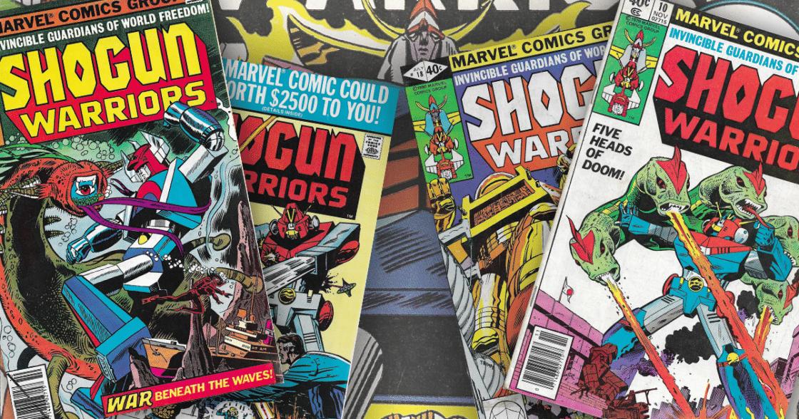 Retrospective on the Shogun Warriors Comic Books from Marvel