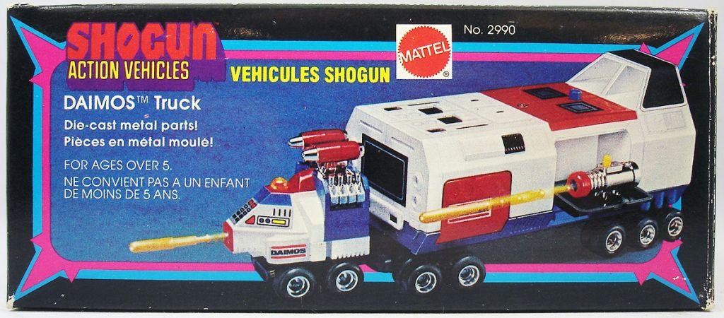 Daimos Truck (1979)