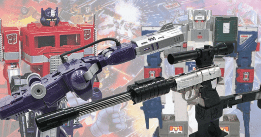 The Top Ten Generation 1 Transformers Toys