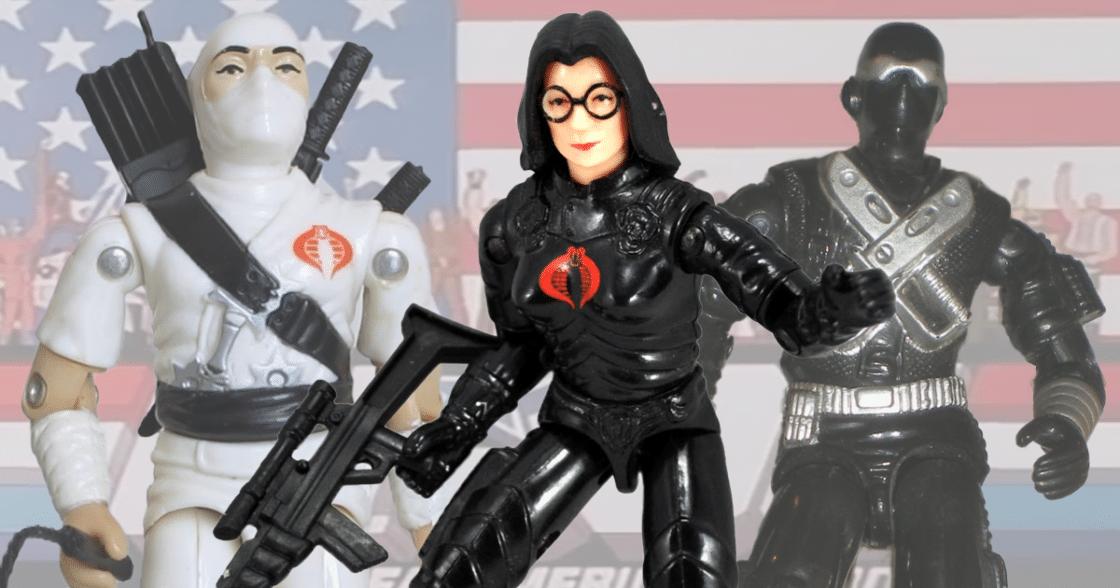 The Top Ten G.I. Joe Toys