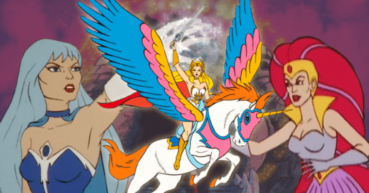 The Top Ten She-Ra: Princess of Power Characters