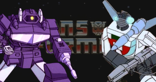 The Top Ten Transformers Characters from Generation 1