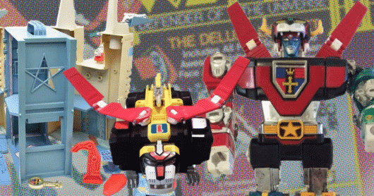 The Top Ten Voltron: Defender of the Universe Toys