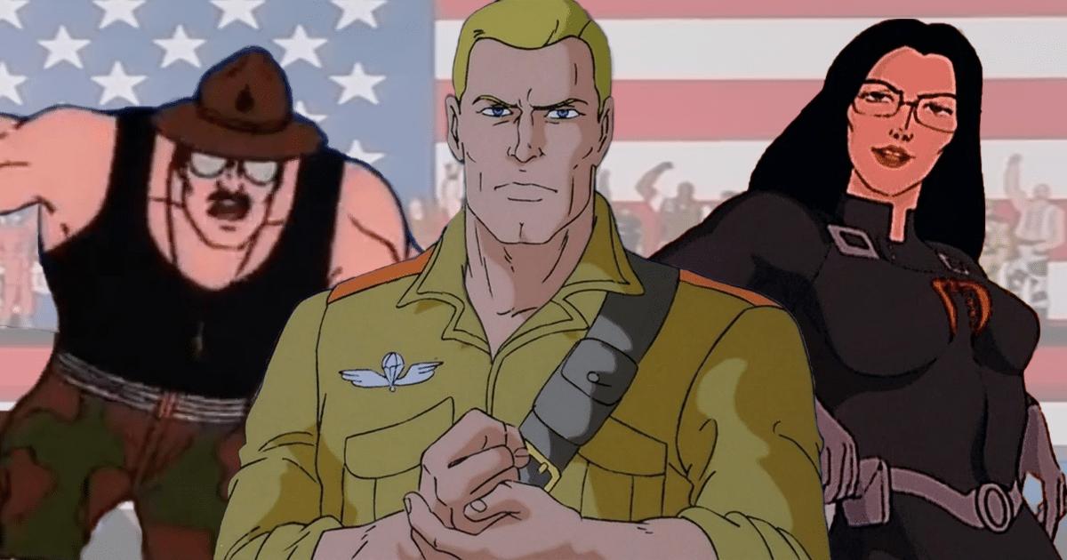 The Top Ten GI Joe Characters from A Real American Hero