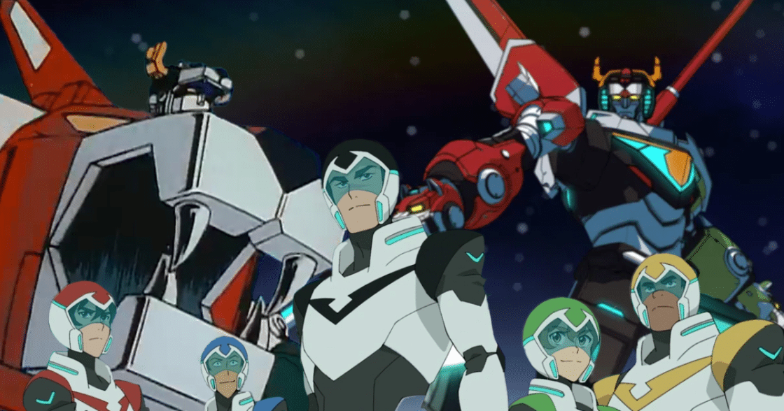 Retrospective On the Voltron: Defender of the Universe