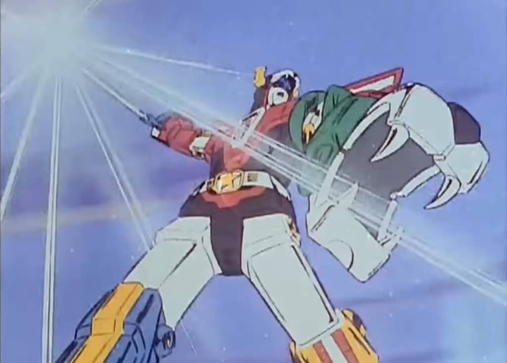Voltron: Defender of The Universe (1984 - 1985)