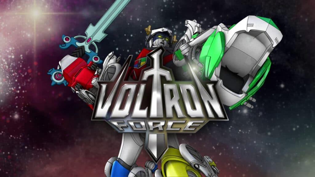 Voltron Force (2011 - 2012)